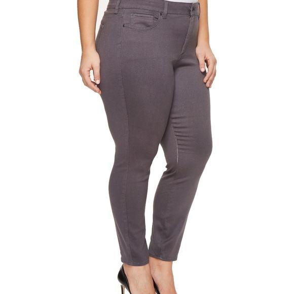 2c7314928e93e NYDJ Plus Size Ami Skinny Legging Jeans Size 16